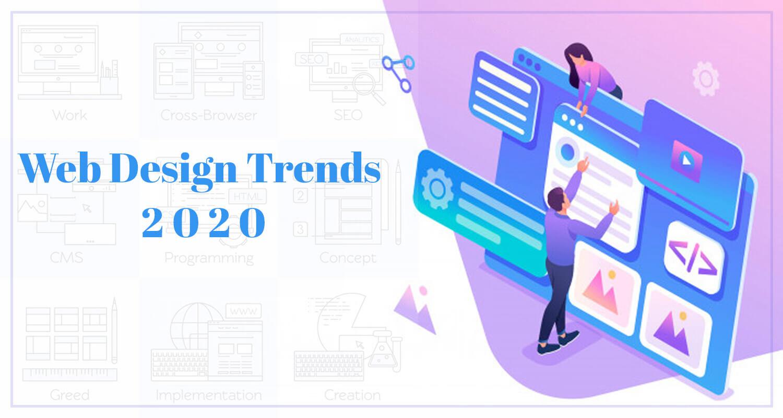 Web Design Trends 2020 in India